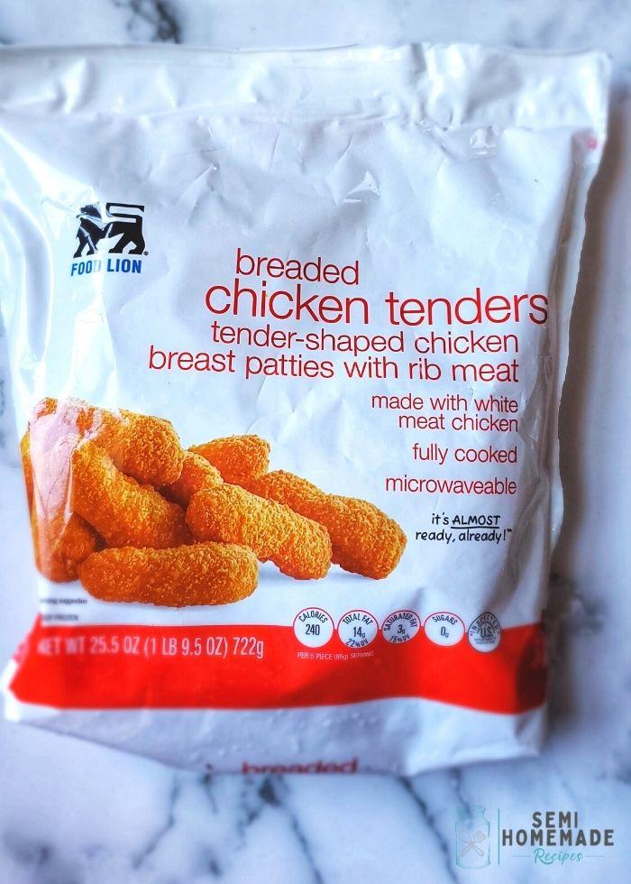 Food Lion Chicken Tenders