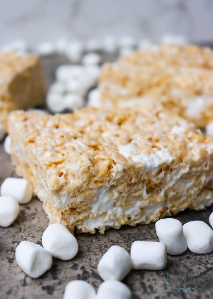 Large Soft Rice Krispies Treats