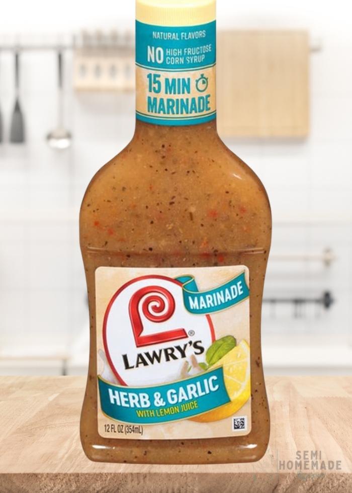 Lawry's Herb and Garlic Marinade