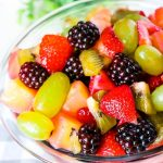 LIMEADE HONEY FRUIT SALAD