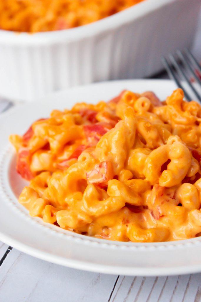 One-Dish-Easy-Cheesy-Mac-and-Cheese-6-683x1024